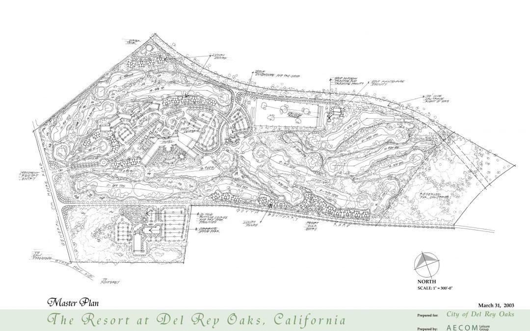 DEL REY OAKS –                                                                Del Rey Oaks, CA