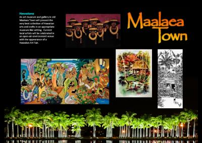 MAALAEA TOWN –    Maui, Hawaii
